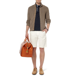 Loro Piana Stretch-Cotton Shorts