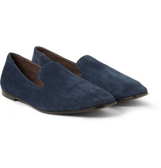 Acne Studios Suede Slippers