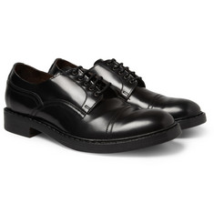 Acne Askin Leather Derby Shoes