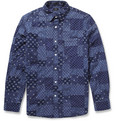 J.Crew - Slim-Fit Printed Patchwork Cotton Shirt