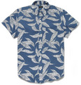 J.Crew - Printed Cotton-Twill Short-Sleeved Shirt