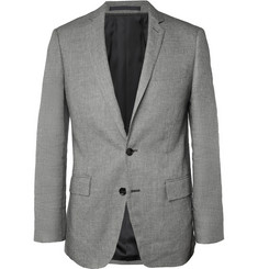 J.Crew Slim-Fit Woven Linen and Cotton-Blend Suit Jacket