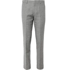 J.Crew Regular-Fit Linen and Cotton-Blend Trousers