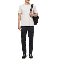 Maison Martin Margiela Cotton-Jersey Crew Neck T-Shirt