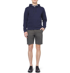 Maison Martin Margiela Slim-Fit Linen and Cotton-Blend Shorts