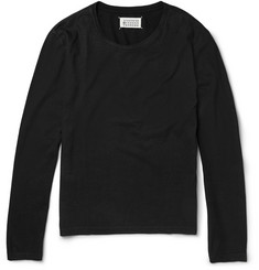 Maison Martin Margiela Long-Sleeved Cotton T-Shirt
