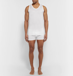 Zimmerli - Royal Classic Cotton Vest