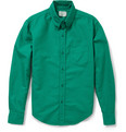 Band of Outsiders - Cotton Oxford Shirt