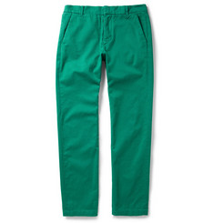 Band of Outsiders Slim-Fit Cotton-Twill Chinos