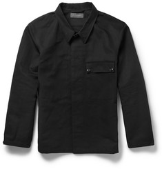 Christophe Lemaire Cotton and Linen-Blend Shirt Jacket