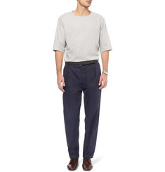 Christophe Lemaire Regular-Fit Lightweight Cotton Trousers