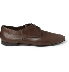 Christophe Lemaire Leather Derby Shoes