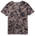 Gucci - Floral-Print Cotton-Poplin Shirt
