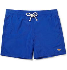 Maison Kitsuné Mid-Length Swim Shorts