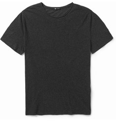 Alexander Wang Oversized Cotton-Jersey T-Shirt