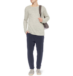 Alexander Wang Tapered Cotton-Blend Piqué Sweatpants