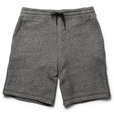 Alexander Wang Loopback Cotton-Jersey Shorts