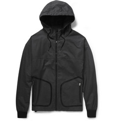 Rag & bone Rory Hooded Cotton-Blend Jacket