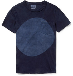 Blue Blue Japan Cotton-Jersey T-Shirt