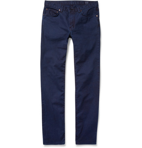 Blue Blue Japan Slim-Fit Rinsed Denim Jeans