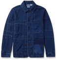 Blue Blue Japan - Patchwork Cotton Lightweight Jacket