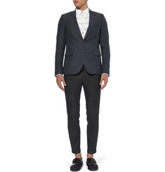 Paul Smith Slim-Fit Jacquard Cotton-Blend Blazer