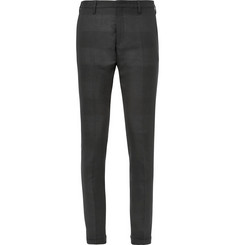 Paul Smith Slim-Fit Cropped Cotton Trousers
