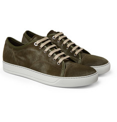 Lanvin Calf Hair Sneakers