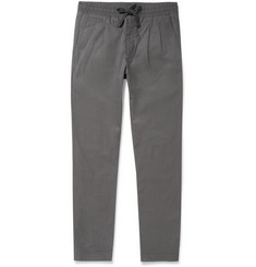 Dolce & Gabbana Pleated Cotton Trousers