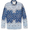 Etro - Paisley-Print Cotton Shirt