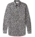 Saint Laurent - Slim-Fit Printed Cotton Shirt