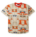 Givenchy Columbian-Fit Tech-Print T-Shirt