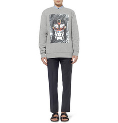 Givenchy Photographic-Print Oversized Sweatshirt