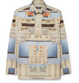 Givenchy Tech-Print Shirt