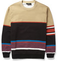 Givenchy - Multi-Print Panelled Sweatshirt