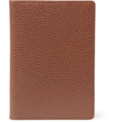 WANT Les Essentiels de la Vie Pearson Textured-Leather Passport Holder