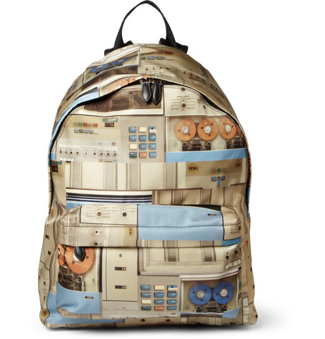 Sale alerts for Givenchy Tech-Print Backpack - Covvet