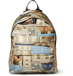 Givenchy Tech-Print Backpack