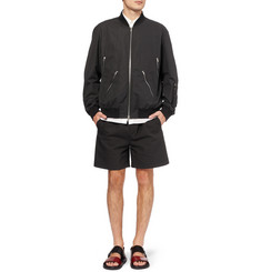 Marni Regular-Fit Cotton-Blend Shorts