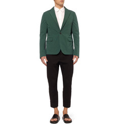 Marni Unstructured Cotton-Blend Blazer