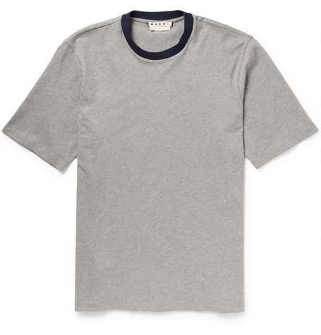 Marni Cotton-Blend T-Shirt