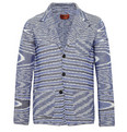 Missoni Striped Cotton-Blend Blazer