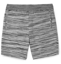 Missoni Striped Loopback Cotton-Jersey Shorts