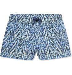 Missoni Short-Length Printed Swim Shorts