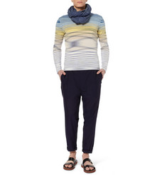 Missoni Degradé Cotton Sweater