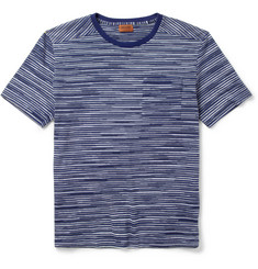 Missoni Striped Cotton-Jersey T-Shirt