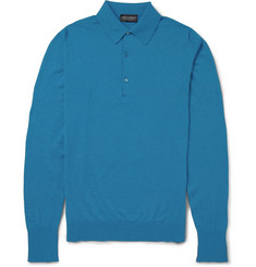 John Smedley Medlock Sea Island Cotton Sweater