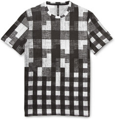 Neil Barrett Slim-Fit Printed Cotton and Modal-Blend Jersey T-Shirt