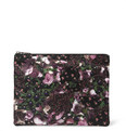 Givenchy Large Camo Flower-Print Pouch