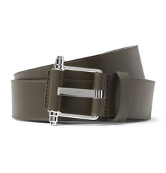 Givenchy Obsedia Roll Leather Belt